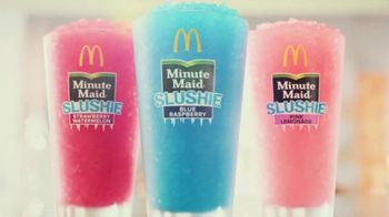 McDonald's Minute Maid Slushies TV Spot, 'Tastes So Good' - Thumbnail 5