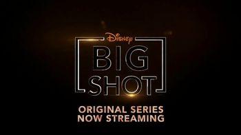 Disney+ TV Spot, 'Big Shot' - Thumbnail 7