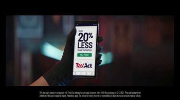 TaxACT TV Spot, 'Only TaxAct: Intro to TaxAct: 20% TT' - Thumbnail 7