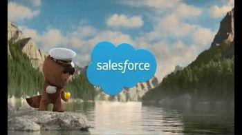 Salesforce Customer 360 TV Spot, 'Bethtub' - Thumbnail 1