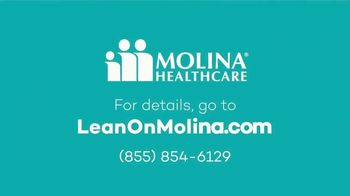 Molina Healthcare TV Spot, 'Benefits' - Thumbnail 7