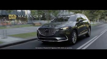 Mazda TV Spot, 'La familia de crossovers: potencia turbo' canción de WILD [Spanish] [T2]