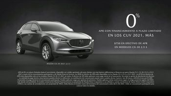 Mazda TV Spot, 'La familia de crossovers: potencia turbo' canción de WILD [Spanish] [T2] - Thumbnail 10
