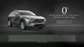 Mazda TV Spot, 'La familia de crossovers: potencia turbo' canción de WILD [Spanish] [T2] - Thumbnail 9