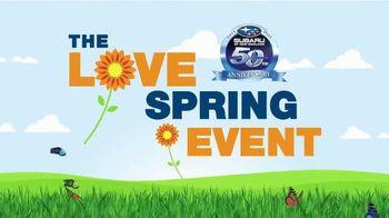 Subaru Love Spring Event TV Spot, 'Celebrate' [T2] - Thumbnail 3