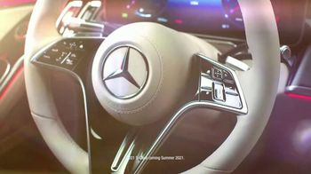 2021 Mercedes-Benz S-Class TV Spot, 'Take Me to the Movies' [T1]