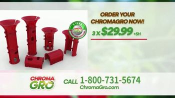 ChromaGro TV Spot, 'The Professional Grower Secret' - Thumbnail 5