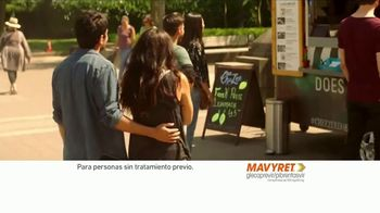 MAVYRET TV Spot, 'La única cura: COVID-19' [Spanish] - Thumbnail 2