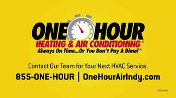 One Hour Heating & Air Conditioning TV Spot, 'Trained, Skilled and Experienced' - Thumbnail 10
