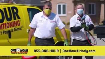 One Hour Heating & Air Conditioning TV Spot, 'Trained, Skilled and Experienced' - Thumbnail 3