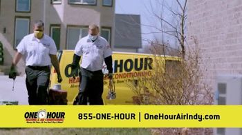 One Hour Heating & Air Conditioning TV Spot, 'Trained, Skilled and Experienced' - Thumbnail 5