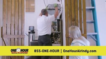 One Hour Heating & Air Conditioning TV Spot, 'Trained, Skilled and Experienced' - Thumbnail 6