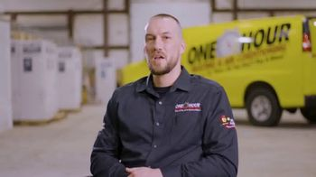 One Hour Heating & Air Conditioning TV Spot, 'Trained, Skilled and Experienced' - Thumbnail 7