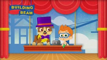 Noggin TV Spot, 'Word Play: Building Beam' - Thumbnail 9