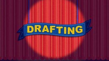 Noggin TV Spot, 'Word Play: Drafting' - Thumbnail 2
