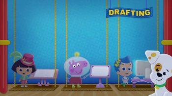 Noggin TV Spot, 'Word Play: Drafting' - Thumbnail 4