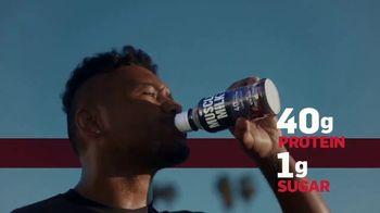 CytoSport Muscle Milk TV Spot, 'Strength Finds a Way: Tua' Featuring Tua Tagovailoa