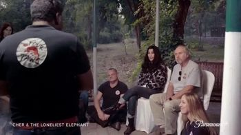 Paramount+ TV Spot, 'Cher & the Loneliest Elephant' Song by Cher - Thumbnail 3