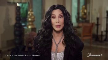 Paramount+ TV Spot, 'Cher & the Loneliest Elephant' Song by Cher - Thumbnail 5