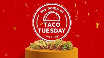 Taco John's Taco Tuesday TV Spot, 'Excitement: 99 Cents' - Thumbnail 3