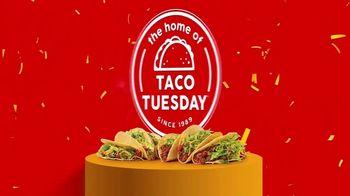 Taco John's Taco Tuesday TV Spot, 'Excitement: 99 Cents' - Thumbnail 6