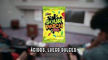 Sour Patch Kids TV Spot, 'Clase de historia: mystery flavor' [Spanish] - Thumbnail 9