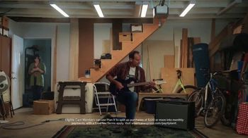 American Express Plan It TV Spot, 'Rock Star' - Thumbnail 8
