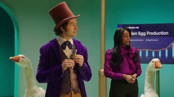 ServiceNow TV Spot, 'Digital Workflows Are Just the Ticket to Help Wonka's Fantastical Factory'