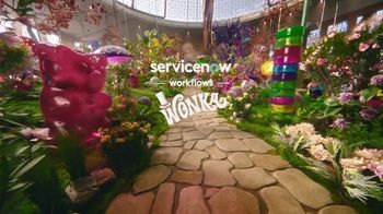 ServiceNow TV Spot, 'Digital Workflows Are Just the Ticket to Help Wonka's Fantastical Factory' - Thumbnail 1