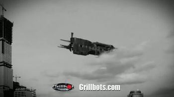 Grillbot TV Spot, 'Robots' - Thumbnail 1
