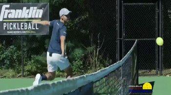 Franklin Sports TV Spot, 'Pickleball: Ben Johns'