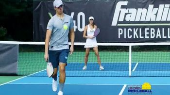 Franklin Sports TV Spot, 'Pickleball: Ben Johns' - Thumbnail 8