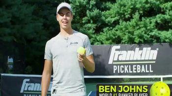 Franklin Sports TV Spot, 'Pickleball: Ben Johns' - Thumbnail 1