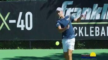 Franklin Sports TV Spot, 'Pickleball: Ben Johns' - Thumbnail 7