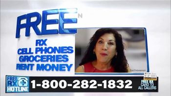 Free RX Network TV Spot, \'How Many People: Rent\'