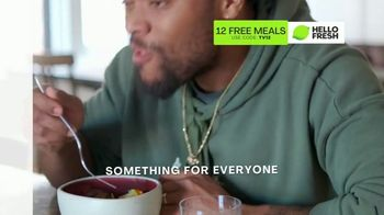 HelloFresh TV Spot, 'Game-Changer: 12 Free Meals' Featuring Cedric Thompson - Thumbnail 10