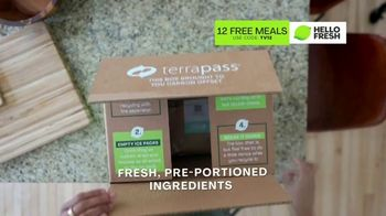 HelloFresh TV Spot, 'Game-Changer: 12 Free Meals' Featuring Cedric Thompson - Thumbnail 4
