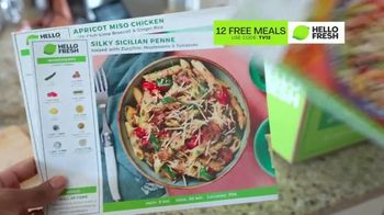 HelloFresh TV Spot, 'Game-Changer: 12 Free Meals' Featuring Cedric Thompson - Thumbnail 5
