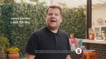 WW TV Spot, 'Let Me Show You How: Phone Right There: 50% Off, $0 Down' Featuring James Corden - Thumbnail 10