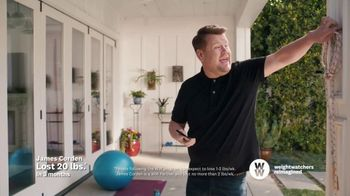 WW TV Spot, 'Let Me Show You How: Phone Right There: 50% Off, $0 Down' Featuring James Corden - Thumbnail 4