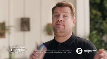 WW TV Spot, 'Let Me Show You How: Phone Right There: 50% Off, $0 Down' Featuring James Corden - Thumbnail 5