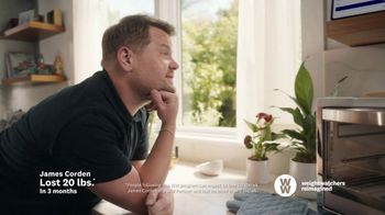 WW TV Spot, 'Let Me Show You How: Phone Right There: 50% Off, $0 Down' Featuring James Corden - Thumbnail 6