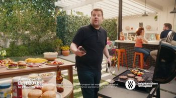 WW TV Spot, 'Let Me Show You How: Phone Right There: 50% Off, $0 Down' Featuring James Corden - Thumbnail 7