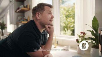 WW TV Spot, 'Pizza:  50% Off, $0 Down' Featuring James Corden - Thumbnail 2