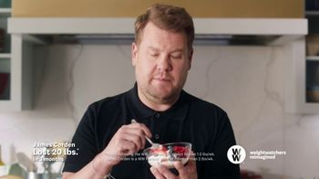 WW TV Spot, 'Zero Points: 50% Off, $0 Down' Featuring James Corden - Thumbnail 4