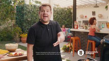 WW TV Spot, 'Zero Points: 50% Off, $0 Down' Featuring James Corden - Thumbnail 8