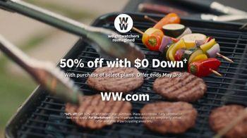 WW TV Spot, 'Zero Points: 50% Off, $0 Down' Featuring James Corden - Thumbnail 9
