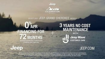 Jeep Celebration Event TV Spot, 'Only Things That Matter' [T2] - Thumbnail 8