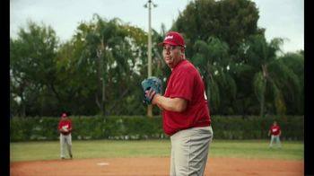 Jim Beam TV Spot, 'Baseball Tradition: Throw It Back' Featuring Bartolo Colón - Thumbnail 2