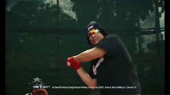 Jim Beam TV Spot, 'Baseball Tradition: Throw It Back' Featuring Bartolo Colón - Thumbnail 4